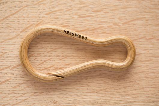 Carabiner de roble - Hobowood