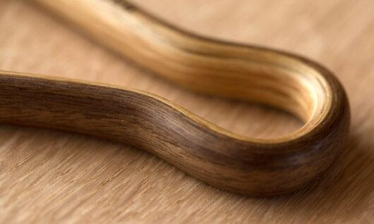 Carabiner de nogal-roble – Hobowood